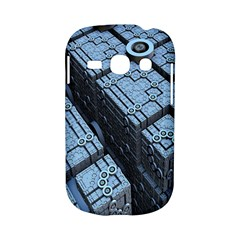 Grid Maths Geometry Design Pattern Samsung Galaxy S6810 Hardshell Case