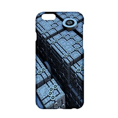 Grid Maths Geometry Design Pattern Apple iPhone 6/6S Hardshell Case