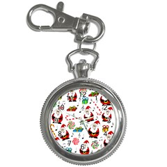 Xmas song Key Chain Watches