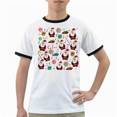 Xmas song Ringer T-Shirts