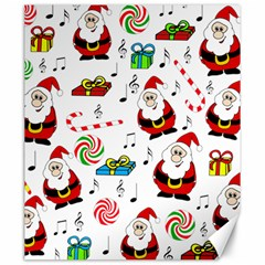 Xmas song Canvas 20  x 24