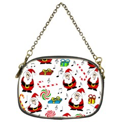 Xmas song Chain Purses (One Side)