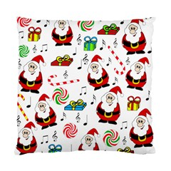 Xmas song Standard Cushion Case (Two Sides)