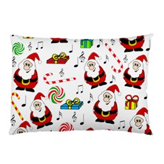 Xmas song Pillow Case