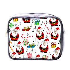Xmas song Mini Toiletries Bags