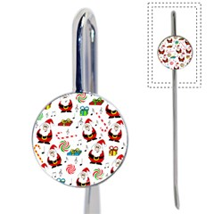 Xmas song Book Mark