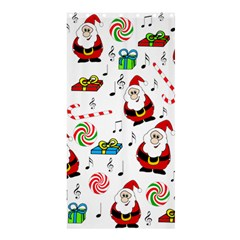 Xmas song Shower Curtain 36  x 72  (Stall)
