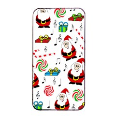 Xmas song Apple iPhone 4/4s Seamless Case (Black)
