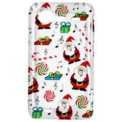 Xmas song HTC Incredible S Hardshell Case