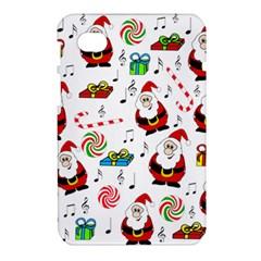 Xmas song Samsung Galaxy Tab 7  P1000 Hardshell Case