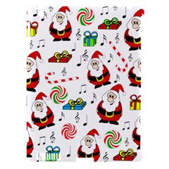 Xmas song Apple iPad 3/4 Hardshell Case (Compatible with Smart Cover)