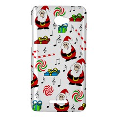 Xmas song HTC Butterfly X920E Hardshell Case