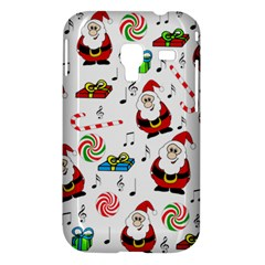 Xmas song Samsung Galaxy Ace Plus S7500 Hardshell Case