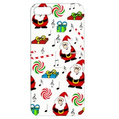 Xmas song Apple iPhone 5 Hardshell Case with Stand