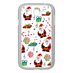 Xmas song Samsung Galaxy Grand DUOS I9082 Case (White)