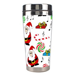 Xmas song Stainless Steel Travel Tumblers