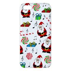 Xmas song iPhone 5S/ SE Premium Hardshell Case