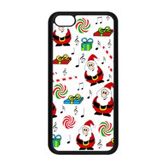Xmas song Apple iPhone 5C Seamless Case (Black)