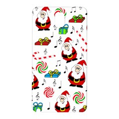 Xmas song Samsung Galaxy Note 3 N9005 Hardshell Back Case