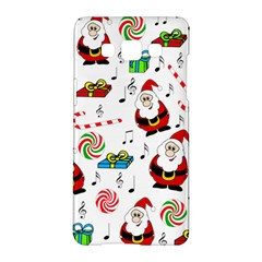 Xmas song Samsung Galaxy A5 Hardshell Case
