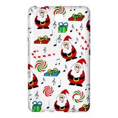Xmas song Samsung Galaxy Tab 4 (8 ) Hardshell Case