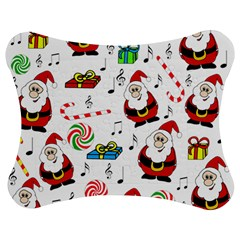 Xmas song Jigsaw Puzzle Photo Stand (Bow)