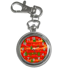 Christmas magic Key Chain Watches
