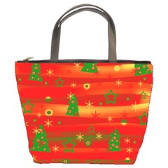 Christmas magic Bucket Bags