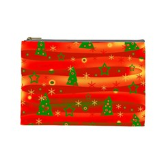 Christmas magic Cosmetic Bag (Large)