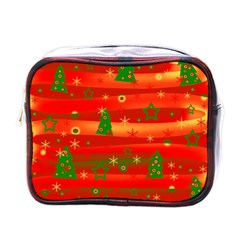Christmas magic Mini Toiletries Bags