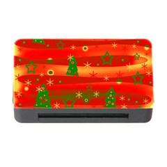 Christmas magic Memory Card Reader with CF