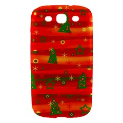 Christmas magic Samsung Galaxy S III Hardshell Case