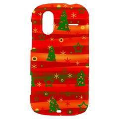 Christmas magic HTC Amaze 4G Hardshell Case