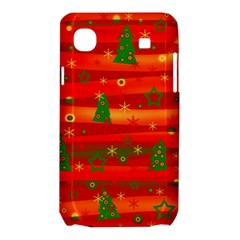 Christmas magic Samsung Galaxy SL i9003 Hardshell Case
