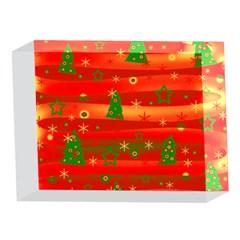 Christmas magic 5 x 7  Acrylic Photo Blocks