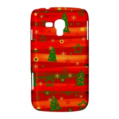 Christmas magic Samsung Galaxy Duos I8262 Hardshell Case