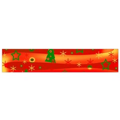 Christmas magic Flano Scarf (Small)