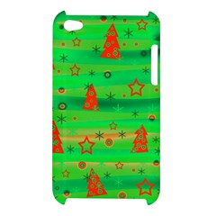 Xmas magical design Apple iPod Touch 4