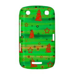 Xmas magical design BlackBerry Curve 9380