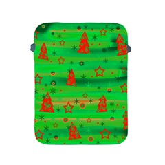 Xmas magical design Apple iPad 2/3/4 Protective Soft Cases