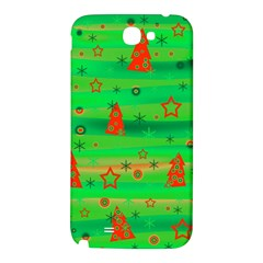 Xmas magical design Samsung Note 2 N7100 Hardshell Back Case