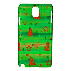 Xmas magical design Samsung Galaxy Note 3 N9005 Hardshell Case
