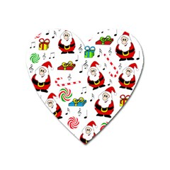 Xmas song Heart Magnet