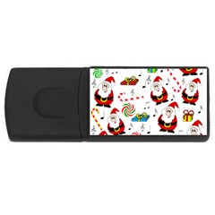 Xmas song USB Flash Drive Rectangular (4 GB)