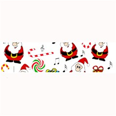 Xmas song Large Bar Mats