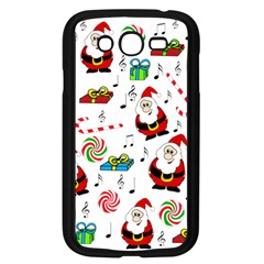 Xmas song Samsung Galaxy Grand DUOS I9082 Case (Black)