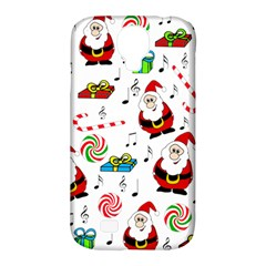Xmas song Samsung Galaxy S4 Classic Hardshell Case (PC+Silicone)