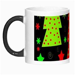 Merry Xmas Morph Mugs