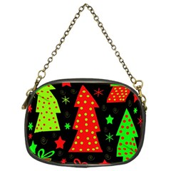 Merry Xmas Chain Purses (One Side)