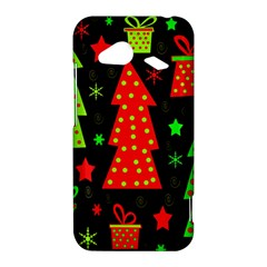Merry Xmas HTC Droid Incredible 4G LTE Hardshell Case